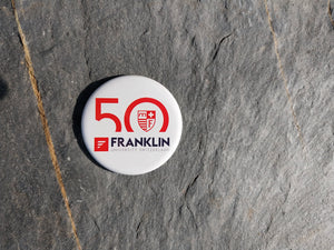 50th Anniversary Fridge Magnets