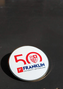 50th Anniversary Pin