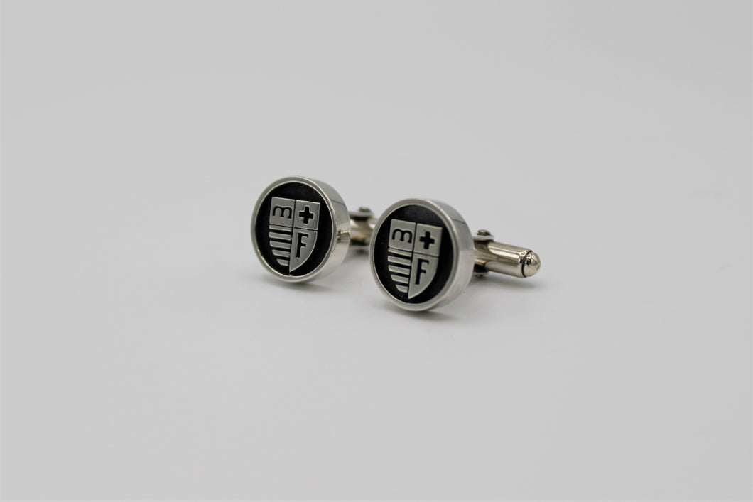 Cuff Links Shield