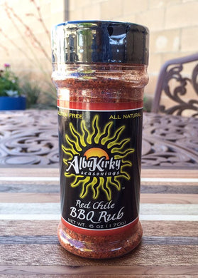 AlbuKirky - Red Chile BBQ Rub