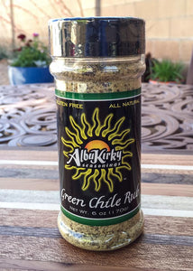 AlbuKirky - Green Chile Rub