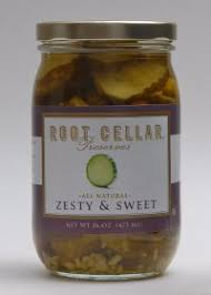 Root Cellar - Zesty and Sweet