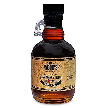 Wood's Syrup - Ghosted Maple Syrup