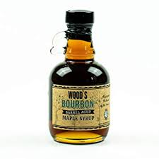 Wood's Syrup - Bourbon Barrel Aged Maple Syrup