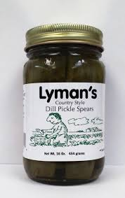 Lyman's - Dill Pickle Spears