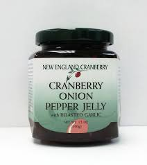NE Cranberry - Cranberry Onion Pepper Jelly