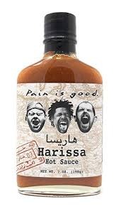 Pain is Good - Harissa