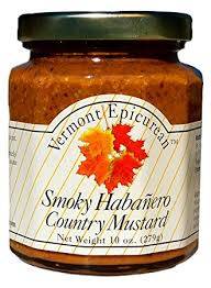 VT Epicurean: Smoky Habanero Country Mustard