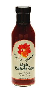 VT Epicurean - Maple Barbeque Sauce