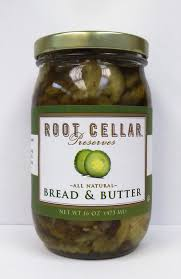 Root Cellar - Bread & Butter Pickles
