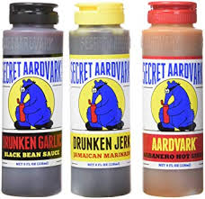 Secret Aardvark - 3 PACK