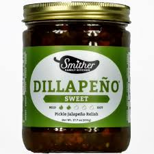 Smither's - Dillapeno Sweet Relish