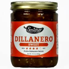 Smither's - Dillanero Sweet Relish