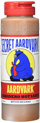 Secret Aardvark - Habanero Hot Sauce