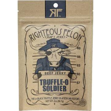 Righteous Felon - Truffle-O Soldier