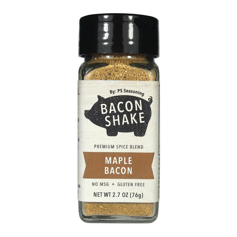 Bacon Shake By PS Seasonings - Maple Bacon