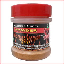 Magic Plant Farms - Moruga Scorpion Powder