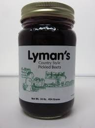 Lyman's - Spicy Country Style Pickled Beets