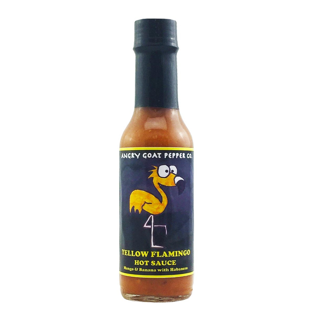 AGPC - Yellow Flamingo Hot Sauce