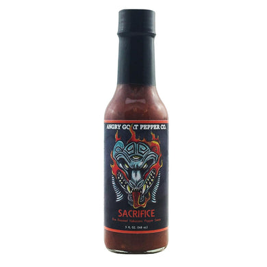 AGPC - Sacrifice Hot Sauce