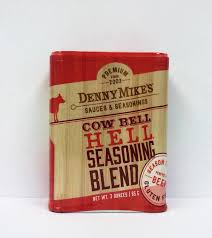 DennyMike's - Cowbell Hell Seasoning