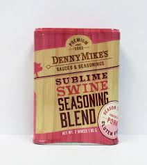 DennyMike's - Sublime Swine Seasoning