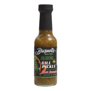 Braswell's Dill Pickle Hot Sauce