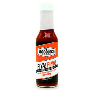 Adoboloco - Fiya! Fiya! Hot Sauce