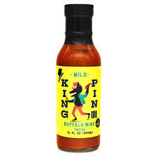 Culley's - MILD  King Pin Buffalo Wing Sauce