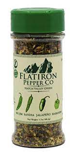 Flatiron Pepper Co - Hatch Valley Green