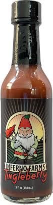 Inferno Farms - Tingleberry Hot Sauce