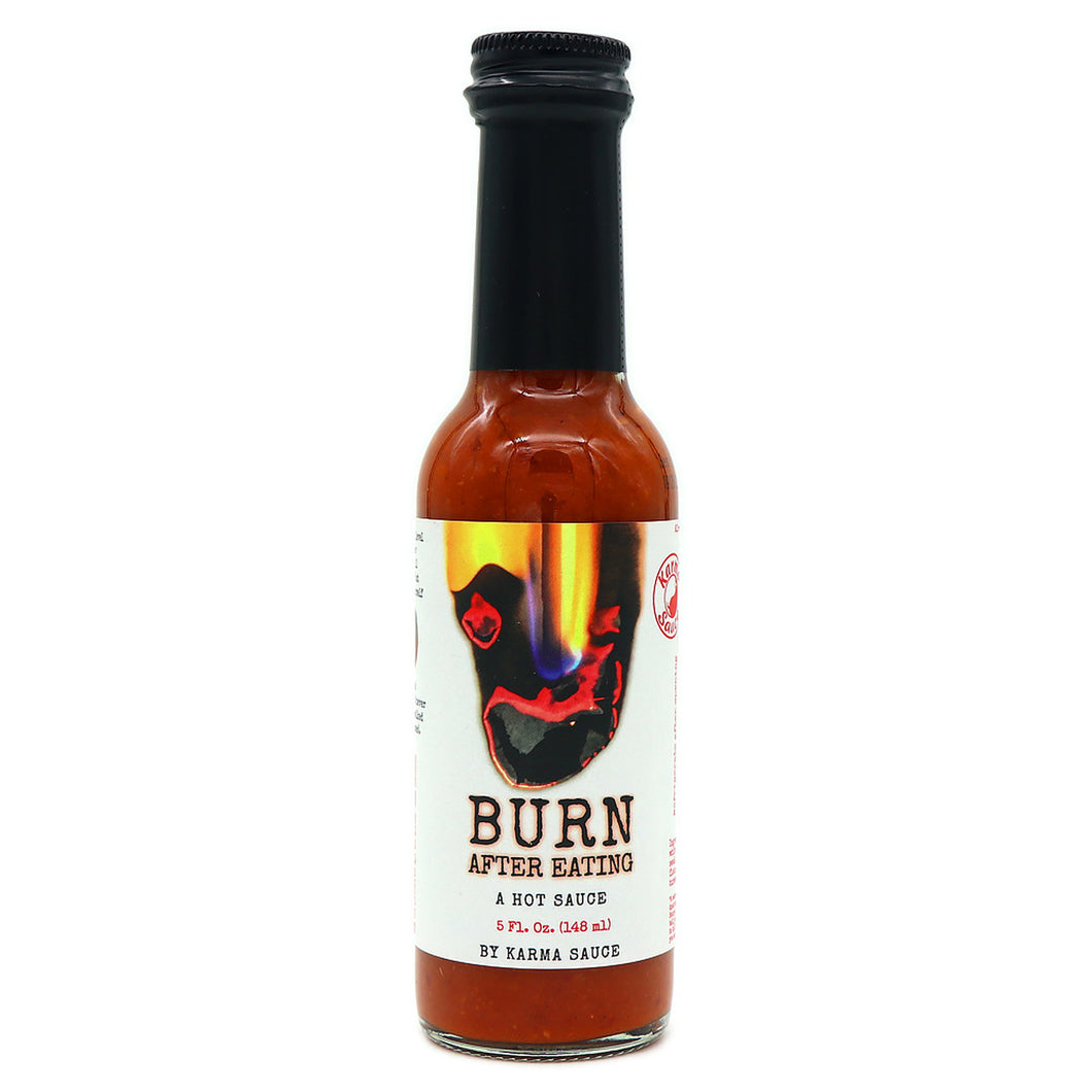 Karma - Burn After Eating Hot Sauce