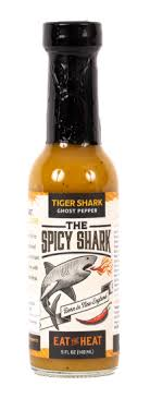 The Spicy Shark - Tiger Shark Ghost Pepper