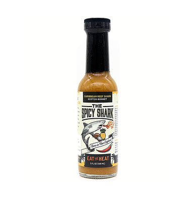 Spicy Shark - Reef Shark Caribbean Hot Sauce