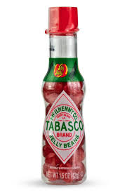 Tabasco Jelly Beans