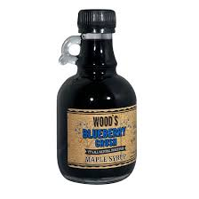 Wood's Syrup - Blueberry Crush Maple Syrup