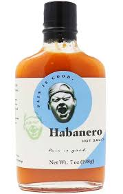 Pain Is Good Habanero Hot Sauce