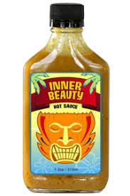 Todd's Salsa- Inner Beauty Hot Sauce