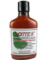 Lottie's - Original Barbados Red Hot Pepper Sauce