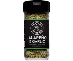 Bravado - Jalapeno & Garlic All Purpose Seasoning