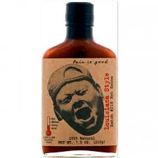 Pain is Good- Batch #218 Louisiana Style Hot Sauce