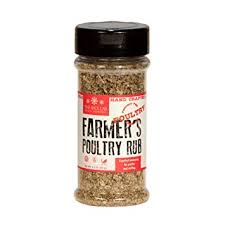 The Spice Lab - Farmer's Poultry Seasoning Blend Rub
