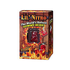 Lil' Nitro: The World's Hottest Gummy Bear