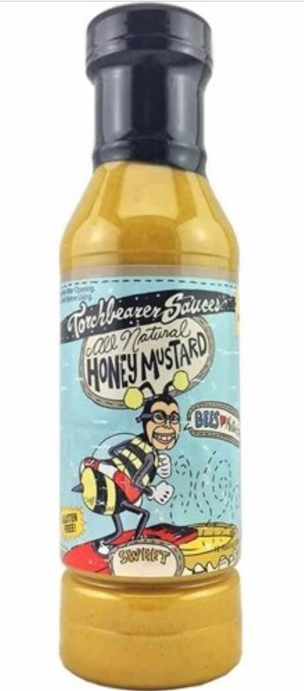 Torchbearer - All Natural Honey Mustard