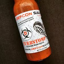 Defcon Sauces- Curbstomp Extreme Wing Sauce