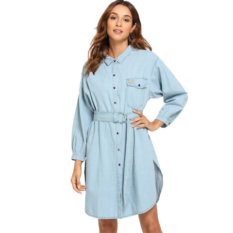 Women's Denim Dresses