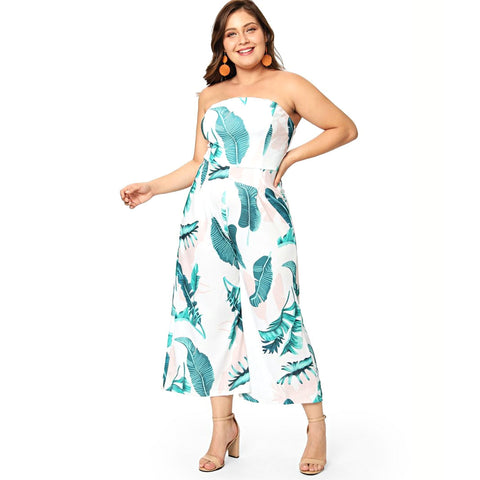 Women's Plus Size Jumpsuits & Rompers