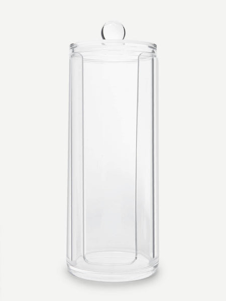 Clear Makeup Brush Holder Box