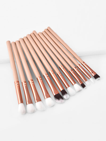 Professional Eye Brush 12pcs