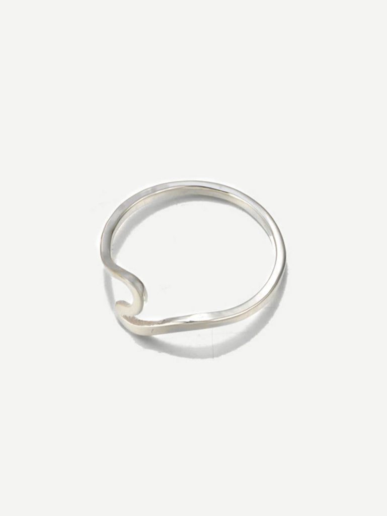 Irregular Design Ring 1pc